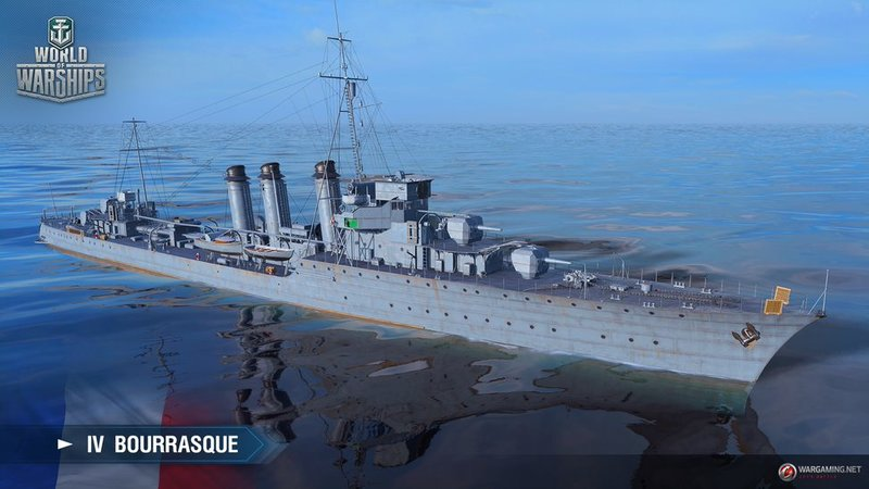 French Destroyers - Gameplay - World of Warships official forum
