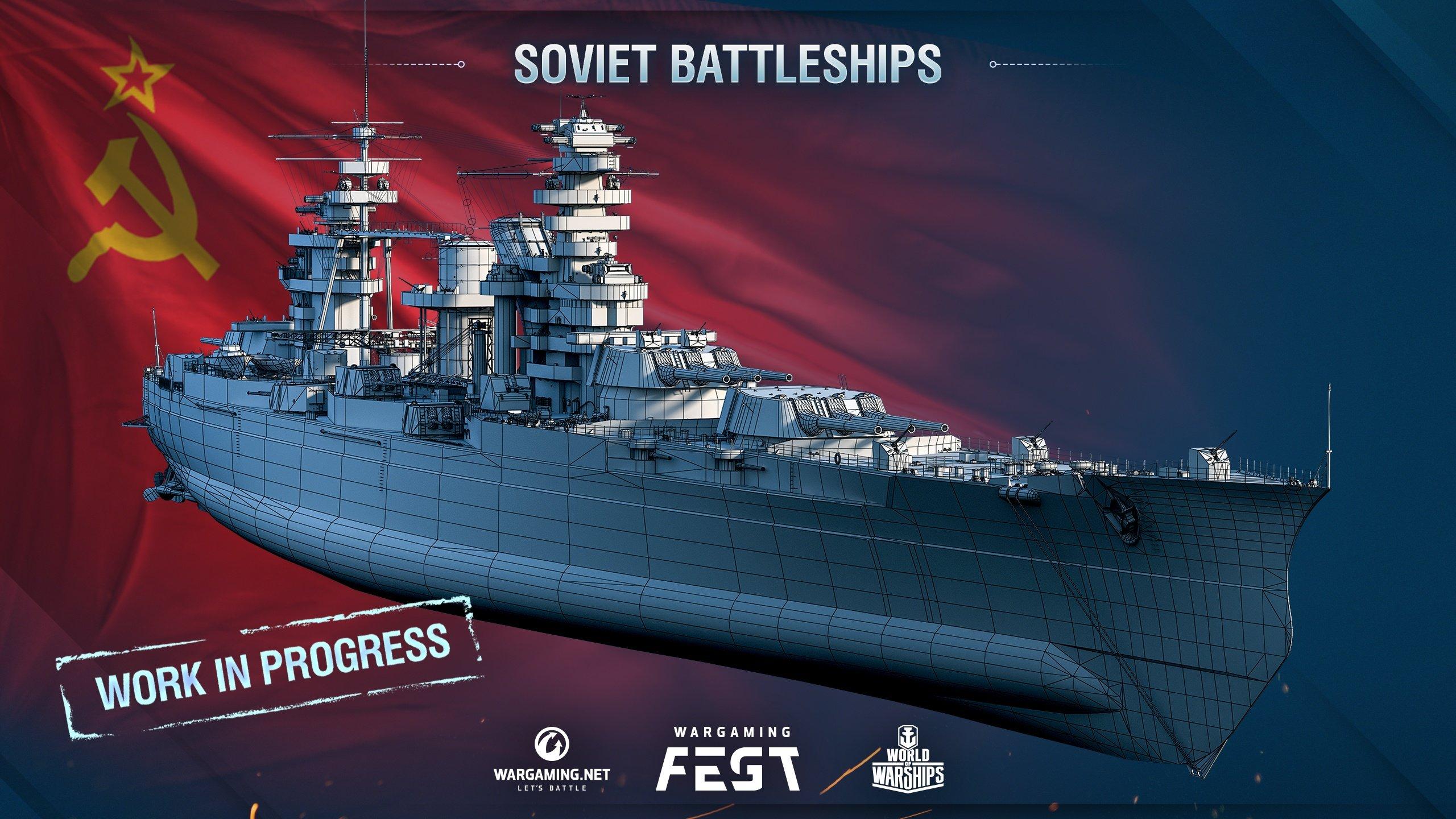 Soviet Battleships, another WG fail !? - Gameplay - World of