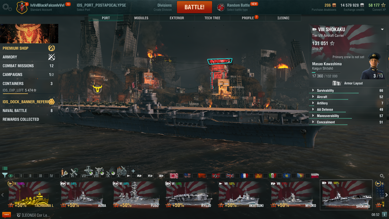 0 8 5 0] Aslain's WoWS ModPack Installer #03 (28-06-2019) - Page 181