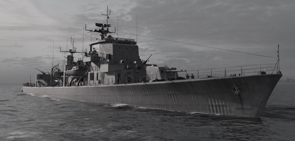 Hms Ostergotland General Discussion World Of Warships Official Forum